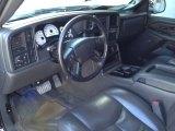 2006 Chevrolet Silverado 1500 Intimidator SS Dark Charcoal Interior