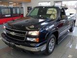 2006 Dark Blue Metallic Chevrolet Silverado 1500 LT Extended Cab #79263741