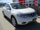 2014 Pearl White Nissan Murano CrossCabriolet AWD #79263739