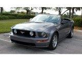 2006 Tungsten Grey Metallic Ford Mustang GT Premium Convertible #79263472