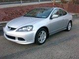 2005 Satin Silver Metallic Acura RSX Sports Coupe #7915394