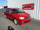 2013 Redline 2 Coat Pearl Dodge Grand Caravan Crew #79263968