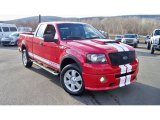 2005 Ford F150 Boss 5.4 SuperCab 4x4 Front 3/4 View