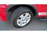 2005 Ford F150 Boss 5.4 SuperCab 4x4 Wheel