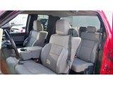 2005 Ford F150 Boss 5.4 SuperCab 4x4 Medium Flint Grey Interior