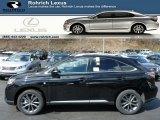 2013 Obsidian Black Lexus RX 350 F Sport AWD #79263460