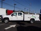 2013 Chevrolet Silverado 3500HD WT Crew Cab 4x4 Dually Utility Truck Data, Info and Specs