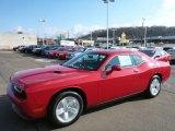 2013 Redline 3-Coat Pearl Dodge Challenger SXT Plus #79263590