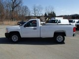 2013 Summit White Chevrolet Silverado 1500 Work Truck Regular Cab #79263952