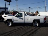 2013 Summit White Chevrolet Silverado 1500 Work Truck Regular Cab 4x4 #79263949