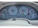 2002 Ford Mustang GT Convertible Gauges