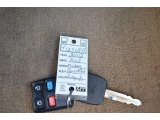 2002 Ford Mustang GT Convertible Keys