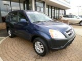 2003 Honda CR-V Eternal Blue Pearl