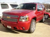 2013 Crystal Red Tintcoat Chevrolet Tahoe LTZ 4x4 #79263427