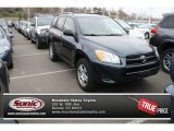 2010 Black Forest Pearl Toyota RAV4 I4 4WD #79263146