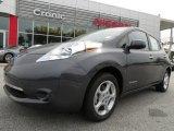 2013 Metallic Slate Nissan LEAF SV #79263571