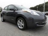 2013 Nissan LEAF SV Front 3/4 View