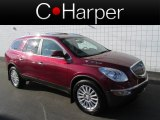 2008 Red Jewel Buick Enclave CXL AWD #79263834