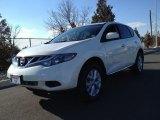 2012 Pearl White Nissan Murano S AWD #79263830