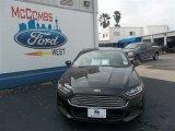 2013 Tuxedo Black Metallic Ford Fusion SE 1.6 EcoBoost #79263264