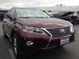 2013 Claret Red Mica Lexus RX 350 #79263543