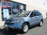 2010 Glacier Blue Metallic Honda CR-V EX AWD #79263899