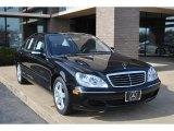 2004 Black Mercedes-Benz S 500 Sedan #79263652