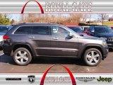 2014 Granite Crystal Metallic Jeep Grand Cherokee Limited 4x4 #79263234