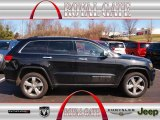 2014 Brilliant Black Crystal Pearl Jeep Grand Cherokee Limited 4x4 #79263232