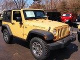 2013 Jeep Wrangler Dune Beige