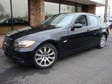 2006 Jet Black BMW 3 Series 330i Sedan #7915994