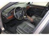 2003 BMW 5 Series Interiors
