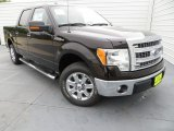 2013 Kodiak Brown Metallic Ford F150 XLT SuperCrew #79263497