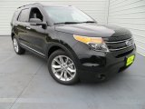 2013 Tuxedo Black Metallic Ford Explorer Limited #79263496