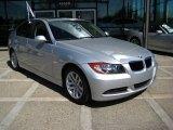2006 Titanium Silver Metallic BMW 3 Series 325i Sedan #7921057