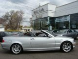 2006 Titanium Silver Metallic BMW 3 Series 330i Convertible #7912556