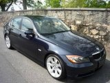 2006 Monaco Blue Metallic BMW 3 Series 330i Sedan #7915533