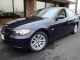 2007 Monaco Blue Metallic BMW 3 Series 328i Sedan #7915998