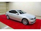 2007 Titanium Silver Metallic BMW 3 Series 328i Coupe #7917826