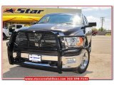 2011 Rugged Brown Pearl Dodge Ram 1500 Big Horn Crew Cab 4x4 #79320443