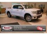 2013 Super White Toyota Tundra Platinum CrewMax 4x4 #79320047