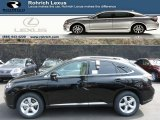 2013 Obsidian Black Lexus RX 350 AWD #79320306