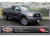 2013 Magnetic Gray Metallic Toyota Tundra TRD Rock Warrior Double Cab 4x4 #79320044