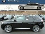 2013 Stargazer Black Lexus RX 350 AWD #79320304