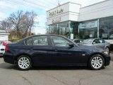 2007 Monaco Blue Metallic BMW 3 Series 328xi Sedan #7912554