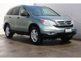 2011 Opal Sage Metallic Honda CR-V EX #79320299