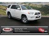 2013 Blizzard White Pearl Toyota 4Runner SR5 4x4 #79320032