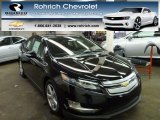 2013 Black Chevrolet Volt  #79320679