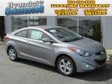 2013 Titanium Gray Metallic Hyundai Elantra Coupe GS #79320021