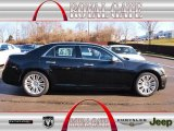 2013 Phantom Black Tri-Coat Pearl Chrysler 300 C John Varvatos Luxury Edition #79320125